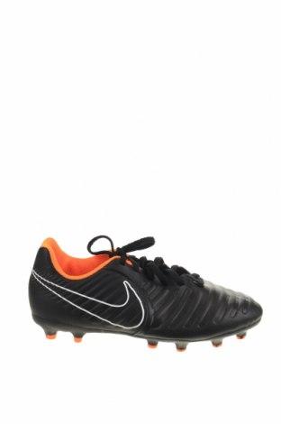 Детски обувки Nike, Размер 38, Цвят Черен, Еко кожа, Цена 93,87лв.