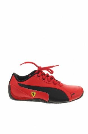 Παιδικά παπούτσια PUMA, Μέγεθος 36, Χρώμα Κόκκινο, Γνήσιο δέρμα, δερματίνη, Τιμή 42,99€