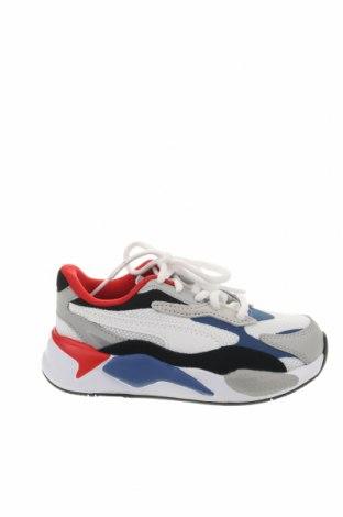 Детски обувки PUMA, Размер 30, Цвят Многоцветен, Еко кожа, естествен велур, текстил, Цена 59,40лв.