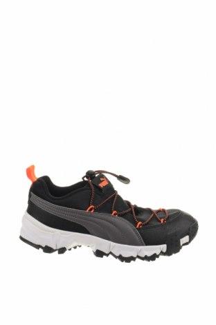 Детски обувки PUMA, Размер 37, Цвят Черен, Текстил, Цена 100,17лв.