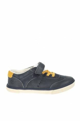 Παιδικά παπούτσια Timberland, Μέγεθος 31, Χρώμα Μπλέ, Φυσικό σουέτ, Τιμή 47,85€