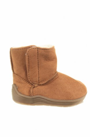 Παιδικά παπούτσια Wonder Nation, Μέγεθος 17, Χρώμα Καφέ, Κλωστοϋφαντουργικά προϊόντα, Τιμή 10,91€