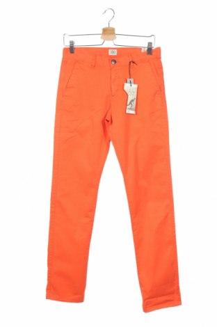 Παιδικό παντελόνι IKKS, Μέγεθος 13-14y/ 164-168 εκ., Χρώμα Πορτοκαλί, 98% βαμβάκι, 2% ελαστάνη, Τιμή 14,29€