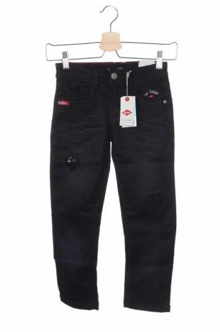Παιδικό παντελόνι Lee Cooper, Μέγεθος 5-6y/ 116-122 εκ., Χρώμα Μαύρο, 70% βαμβάκι, 28% πολυεστέρας, 2% ελαστάνη, Τιμή 19,77€