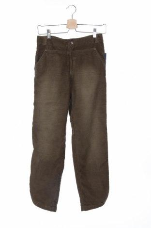Παιδικό παντελόνι Okaidi, Μέγεθος 15-18y/ 170-176 εκ., Χρώμα Καφέ, 65% πολυεστέρας, 35% βαμβάκι, Τιμή 8,64€