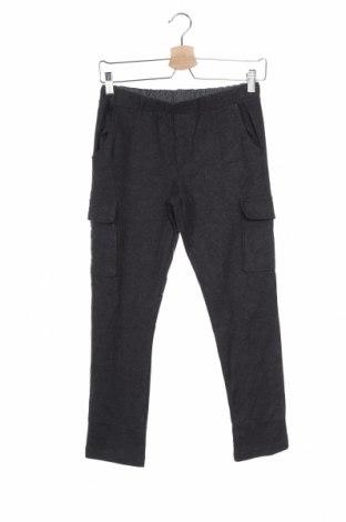 Παιδικό παντελόνι Zara Kids, Μέγεθος 12-13y/ 158-164 εκ., Χρώμα Γκρί, Τιμή 4,77€