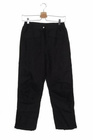 Παιδικό παντελόνι για χειμερινά σπορ, Μέγεθος 9-10y/ 140-146 εκ., Χρώμα Μαύρο, 100% πολυεστέρας, Τιμή 9,29€