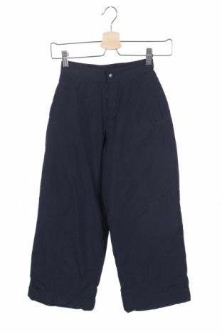 Детски панталон за зимни спортове Alpinetek, Размер 6-7y/ 122-128 см, Цвят Син, Полиестер, Цена 14,96лв.