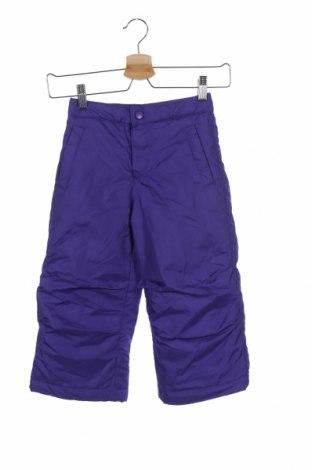 Παιδικό παντελόνι για χειμερινά σπορ Alpinetek, Μέγεθος 2-3y/ 98-104 εκ., Χρώμα Βιολετί, Πολυεστέρας, Τιμή 22,80€