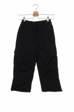 Παιδικό παντελόνι για χειμερινά σπορ Athletech, Μέγεθος 6-7y/ 122-128 εκ., Χρώμα Μαύρο, Πολυεστέρας, Τιμή 9,55€