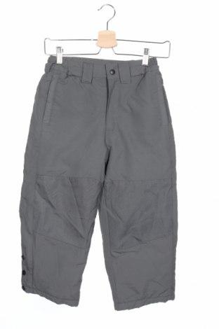 Детски панталон за зимни спортове Athletech, Размер 6-7y/ 122-128 см, Цвят Сив, Полиамид, Цена 9,45лв.