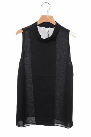 Μπλουζάκι αμάνικο παιδικό Molly Bracken, Μέγεθος 15-18y/ 170-176 εκ., Χρώμα Μαύρο, Πολυεστέρας, Τιμή 23,32€