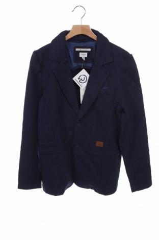 Παιδικό σακάκι Pepe Jeans, Μέγεθος 13-14y/ 164-168 εκ., Χρώμα Μπλέ, Βαμβάκι, Τιμή 42,94€