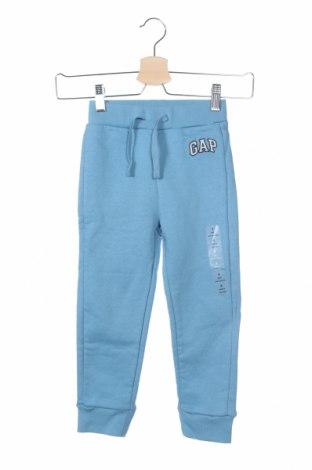 Παιδική κάτω φόρμα Gap Baby, Μέγεθος 2-3y/ 98-104 εκ., Χρώμα Μπλέ, 77% βαμβάκι, 23% πολυεστέρας, Τιμή 16,12€