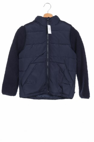 Παιδικό μπουφάν Gap Baby, Μέγεθος 7-8y/ 128-134 εκ., Χρώμα Μπλέ, 100% πολυεστέρας, Τιμή 33,92€