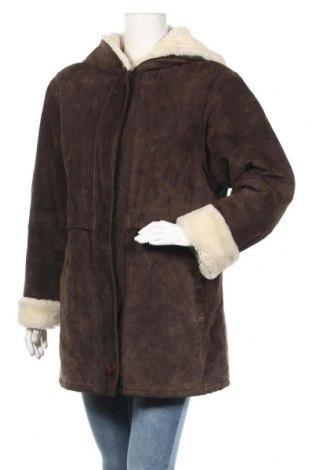 Γυναικεία γούνα Wilsons Leather, Μέγεθος M, Χρώμα Καφέ, 75%ακρυλικό, 25% πολυεστέρας, γνήσιο δέρμα, Τιμή 25,46€