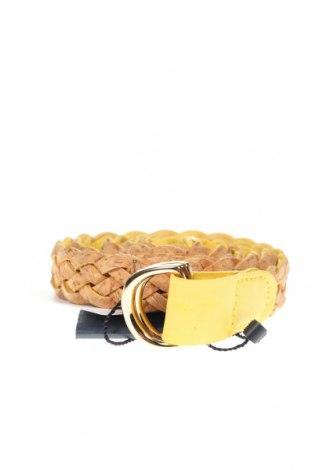 Ζώνη Gant, Χρώμα Κίτρινο, Δερματίνη, Τιμή 25,23€