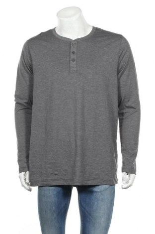 Ανδρική μπλούζα Livergy, Μέγεθος XL, Χρώμα Γκρί, Τιμή 11,11€