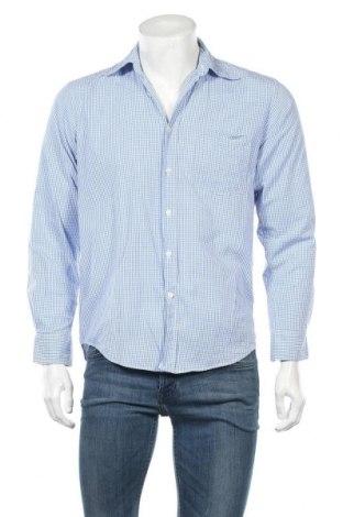 Ανδρικό πουκάμισο Balloon, Μέγεθος S, Χρώμα Μπλέ, Βαμβάκι, Τιμή 8,64€