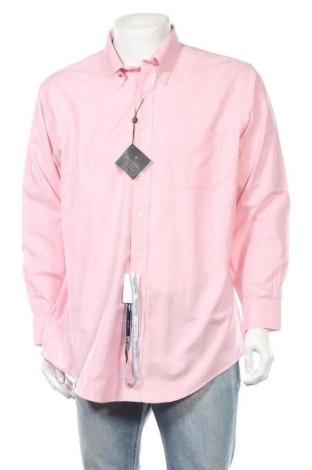 Ανδρικό πουκάμισο Brooks Brothers, Μέγεθος XL, Χρώμα Ρόζ , Βαμβάκι, Τιμή 46,18€
