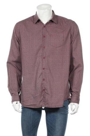 Ανδρικό πουκάμισο Camel Active, Μέγεθος L, Χρώμα Πολύχρωμο, Βαμβάκι, Τιμή 16,01€