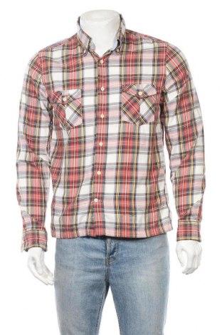 Ανδρικό πουκάμισο Gant, Μέγεθος M, Χρώμα Πολύχρωμο, Βαμβάκι, Τιμή 15,20€