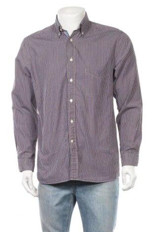 Ανδρικό πουκάμισο Gant, Μέγεθος M, Χρώμα Πολύχρωμο, Βαμβάκι, Τιμή 17,66€