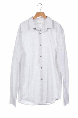 Ανδρικό πουκάμισο Kiomi, Μέγεθος S, Χρώμα Γκρί, Βαμβάκι, Τιμή 16,73€