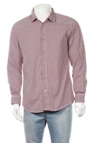 Мъжка риза Peckott, Размер L, Цвят Многоцветен, Памук, Цена 15,96лв.