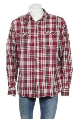 Ανδρικό πουκάμισο Tantum O.N., Μέγεθος XL, Χρώμα Πολύχρωμο, Τιμή 11,69€