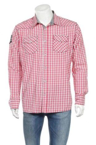 Ανδρικό πουκάμισο Tantum O.N., Μέγεθος XL, Χρώμα Πολύχρωμο, 60% βαμβάκι, 40% πολυεστέρας, Τιμή 11,69€