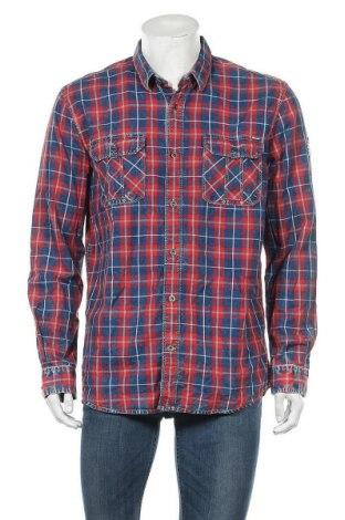 Pánská košile  Tom Tailor, Velikost XL, Barva Vícebarevné, Bavlna, Cena  298,00Kč