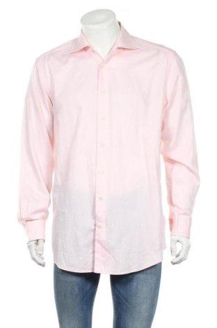 Ανδρικό πουκάμισο Van Laack, Μέγεθος XL, Χρώμα Ρόζ , Βαμβάκι, Τιμή 13,85€