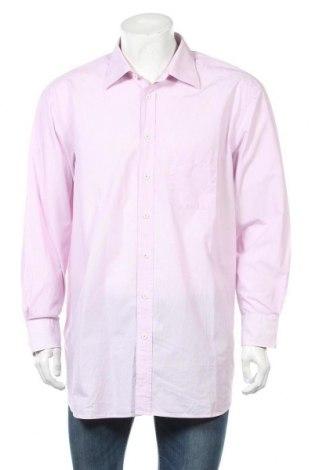 Ανδρικό πουκάμισο Van Laack, Μέγεθος XXL, Χρώμα Ρόζ , Βαμβάκι, Τιμή 12,28€