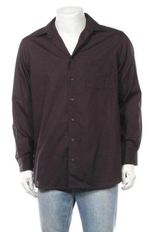 Ανδρικό πουκάμισο Walbusch, Μέγεθος L, Χρώμα Μαύρο, Βαμβάκι, Τιμή 11,59€