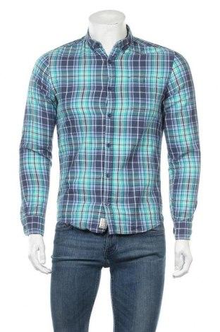 Ανδρικό πουκάμισο Yes Or No, Μέγεθος S, Χρώμα Πολύχρωμο, Βαμβάκι, Τιμή 6,75€