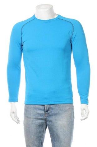Ανδρική αθλητική μπλούζα Columbia, Μέγεθος L, Χρώμα Μπλέ, Πολυεστέρας, Τιμή 36,47€