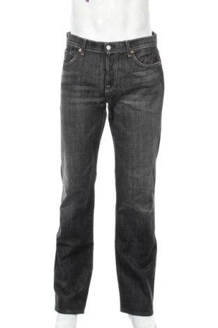 Мъжки дънки 7 For All Mankind, Размер L, Цвят Син, 98% памук, 2% еластан, Цена 29,13лв.