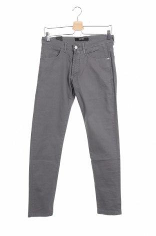 Мъжки дънки Liu Jo, Размер S, Цвят Сив, 97% памук, 3% еластан, Цена 27,72лв.