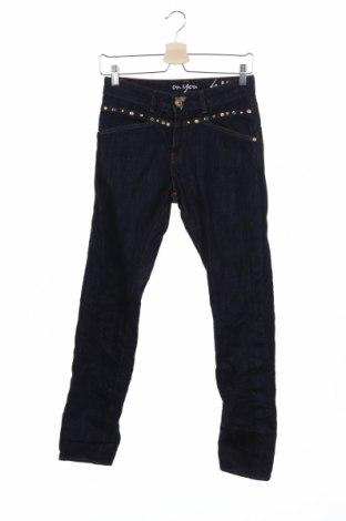 Мъжки дънки On.You, Размер XS, Цвят Син, Памук, Цена 3,00лв.