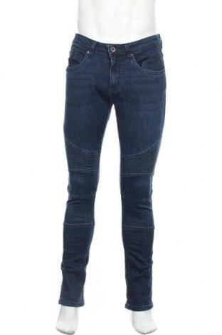 Мъжки дънки Urban Classics, Размер M, Цвят Син, 98% памук, 2% еластан, Цена 9,92лв.