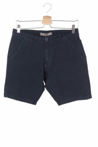Мъжки къс панталон Liu Jo, Размер S, Цвят Син, 98% памук, 2% еластан, Цена 30,02лв.