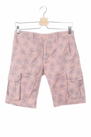 Мъжки къс панталон Liu Jo, Размер S, Цвят Розов, 98% памук, 2% еластан, Цена 24,75лв.