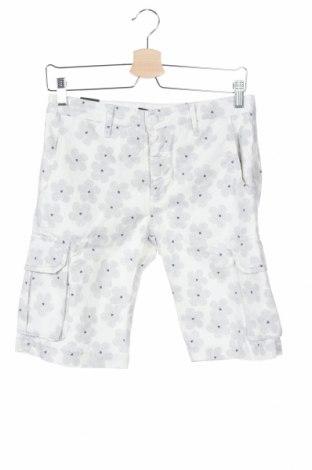 Мъжки къс панталон Liu Jo, Размер S, Цвят Бял, 98% памук, 2% еластан, Цена 24,75лв.