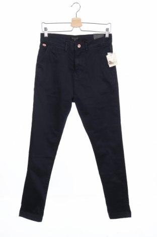Ανδρικό παντελόνι Alcott, Μέγεθος S, Χρώμα Μπλέ, 97% βαμβάκι, 3% ελαστάνη, Τιμή 15,54€