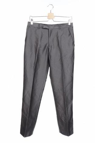 Мъжки панталон Angelo Litrico, Размер S, Цвят Сив, 80% полиестер, 20% вискоза, Цена 3,00лв.