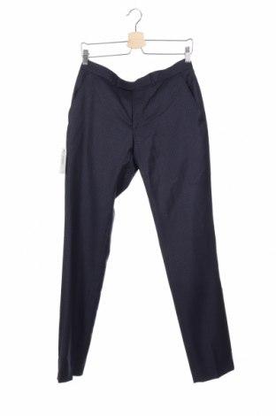 Мъжки панталон Ben Sherman, Размер S, Цвят Син, Вълна, Цена 28,51лв.