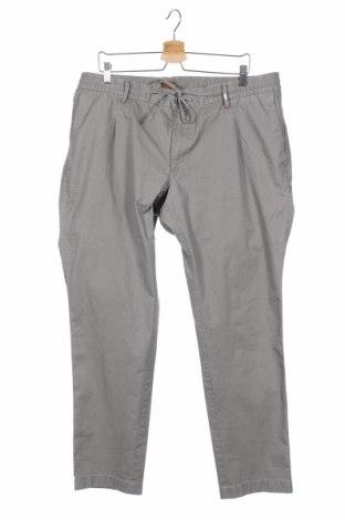 Ανδρικό παντελόνι Camel Active, Μέγεθος XXL, Χρώμα Γκρί, 96% βαμβάκι, 4% ελαστάνη, Τιμή 47,80€