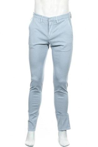 Ανδρικό παντελόνι Dondup, Μέγεθος M, Χρώμα Μπλέ, Βαμβάκι, Τιμή 33,74€