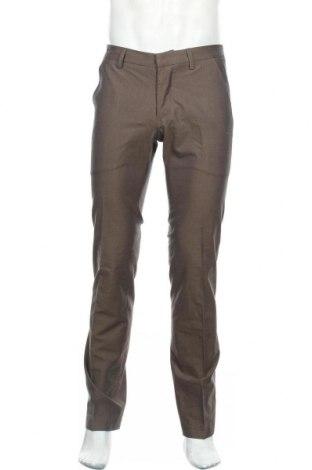 Ανδρικό παντελόνι Dondup, Μέγεθος M, Χρώμα Καφέ, Βαμβάκι, Τιμή 33,74€